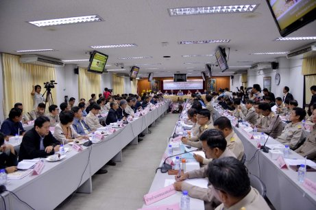Meeting to overcome Thailand drought problems